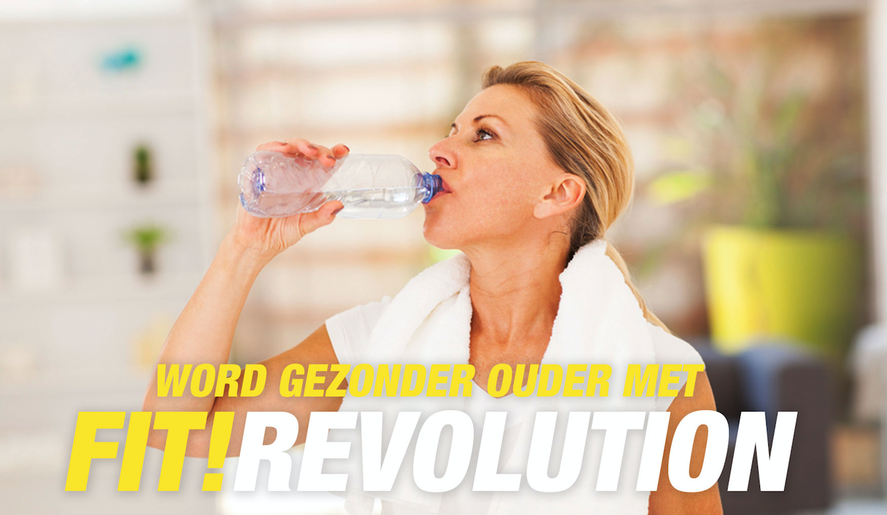 Word gezond ouder met Fit!Revolution